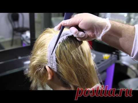 ArtStil School: Decolouration of hair