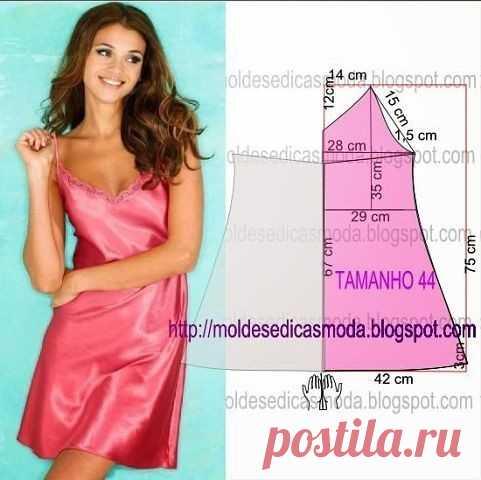 Женская сорочка. размер 50 (рос.)