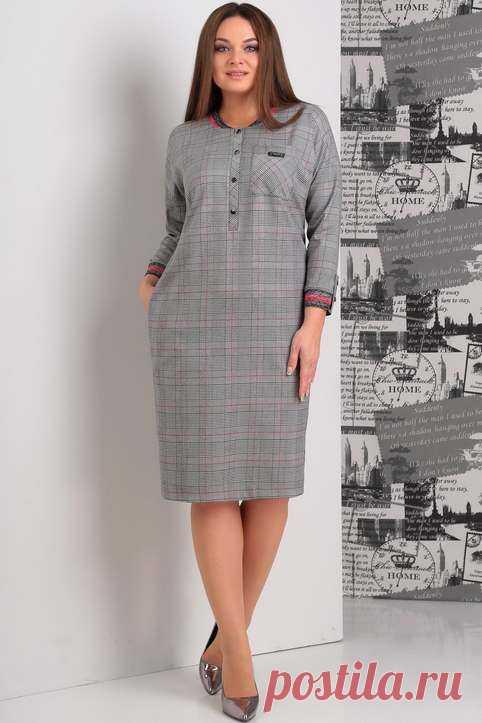 dccc0909bc53 Коллекция женской одежды больших размеров белорусской компании ...