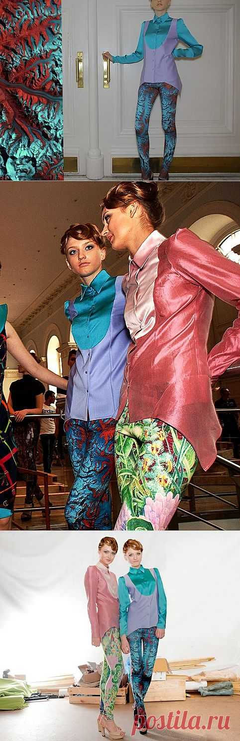 Рубашки Kate Frankfurt / Блузки / Модный сайт о стильной переделке одежды и интерьера