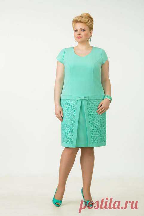 b1a104cbc4c Вечерние и коктейльные платья для полных женщин белорусской компании Tetra  Bell. Лето 2015