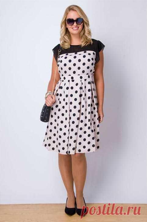 061f3df16 Los modelos de los vestidos para las mujeres de 50 años - que ...