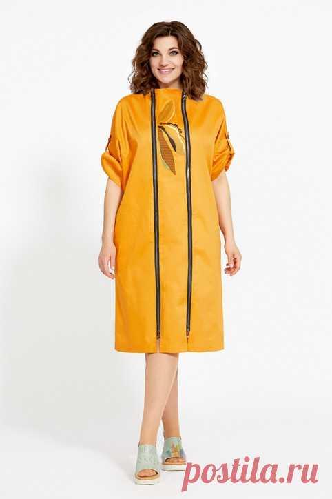 Коллекция одежды для полных девушек белорусского бренда Mubliz лето 2021