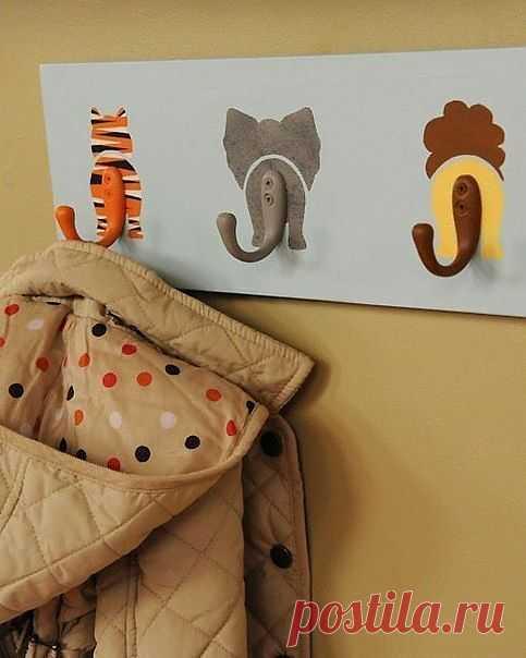 Находка для интерьера детской / Детская комната / Модный сайт о стильной переделке одежды и интерьера