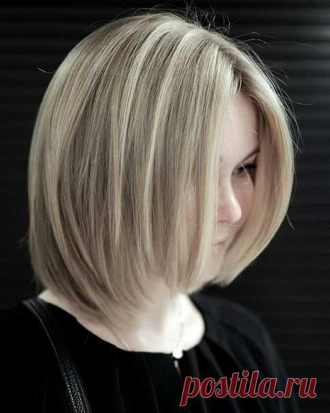 5 стрижек, которые придают объем тонким волосам