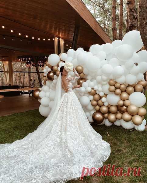 Такая красивая любовь ❤ Поздравляем Татьяна Парфильева со свадьбой 🎉