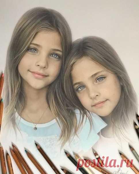 Невероятные рисунки карандашом талантливой российской художницы Елены Литвиновой