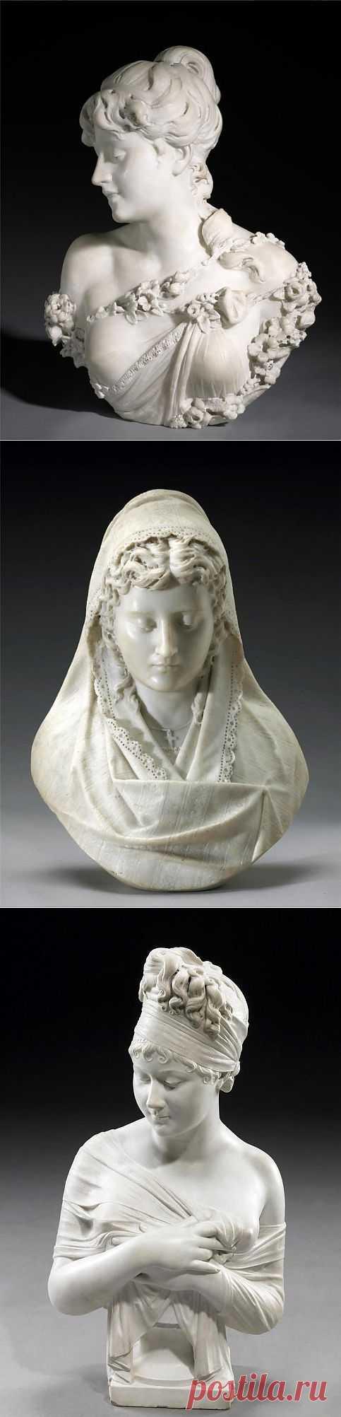 (+1) - Женская красота в мраморе...   Искусство