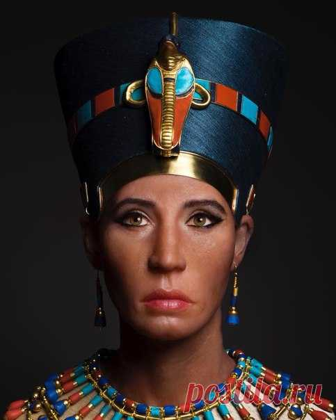 Не исключено, что эта женщина была матерью знаменитого Тутанхамона.