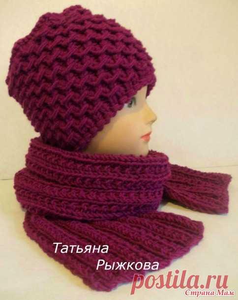 Pronto el invierno y de nuevo los gorros invernales. - el S. U - los Sombreros Tejidos - el País de las Mamás