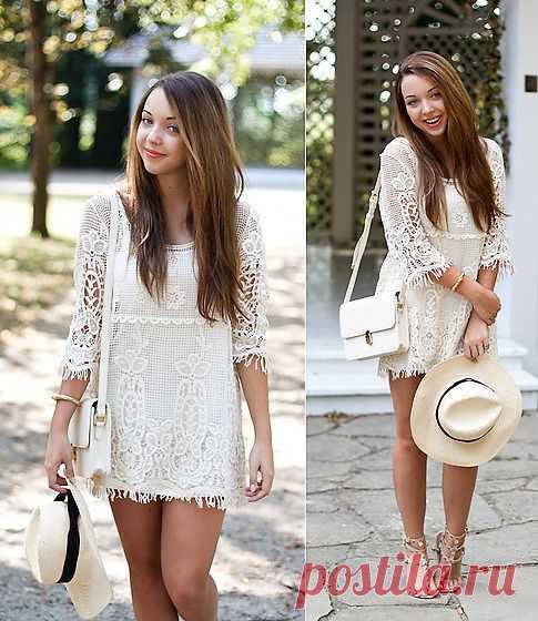 Платье Zara, Sheinside сумка - Вязаное платье - Габриэла Grębska | LOOKBOOK