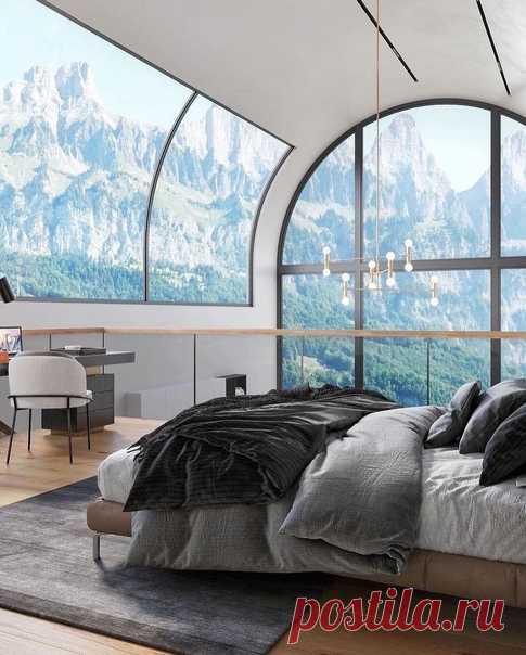 Дом-мечта с высокими потолками и в красивом окружении!