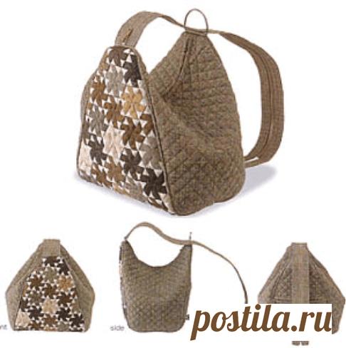 95eb770646b7 ВЫКРОЙКА СУМКИ Hobo bag ( сумка-бродяга) (Шитье и крой) – Журнал ...