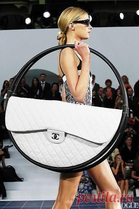 Сумка от Chanel / Креатив в моде / Модный сайт о стильной переделке одежды и интерьера