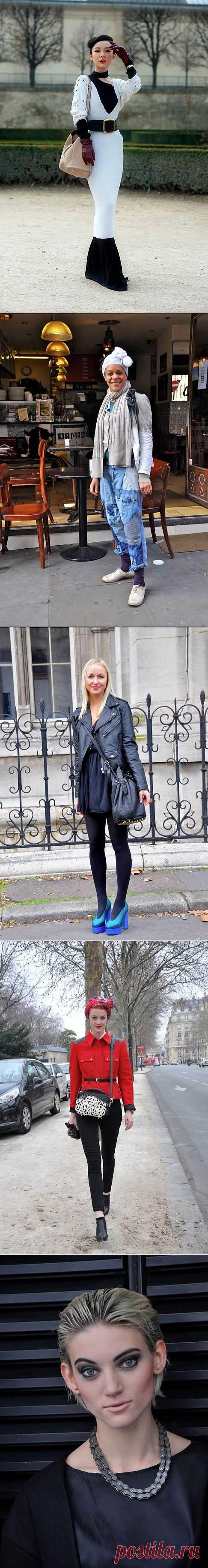 Street Style / Street Style / Модный сайт о стильной переделке одежды и интерьера