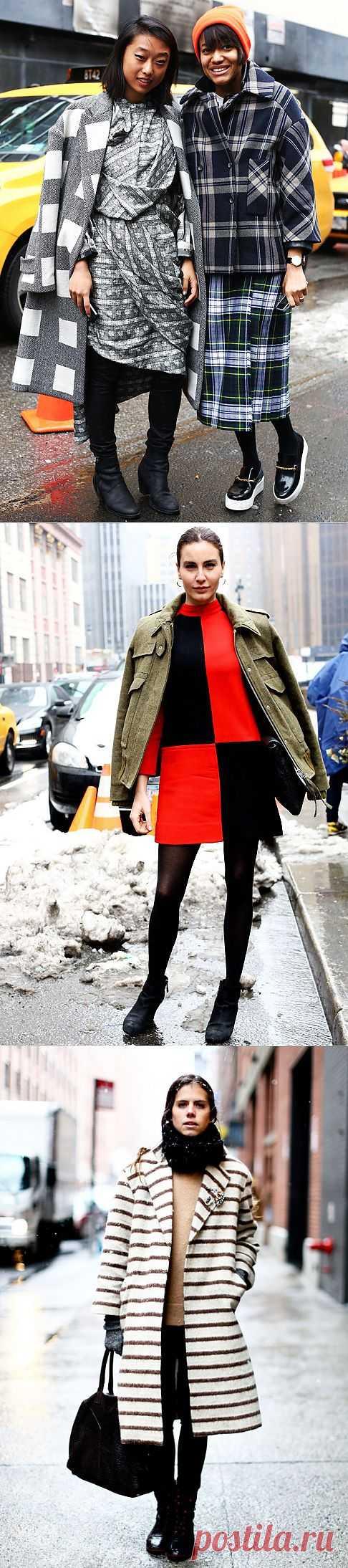 По улицам бродили...(Трафик) / Street Style / Модный сайт о стильной переделке одежды и интерьера