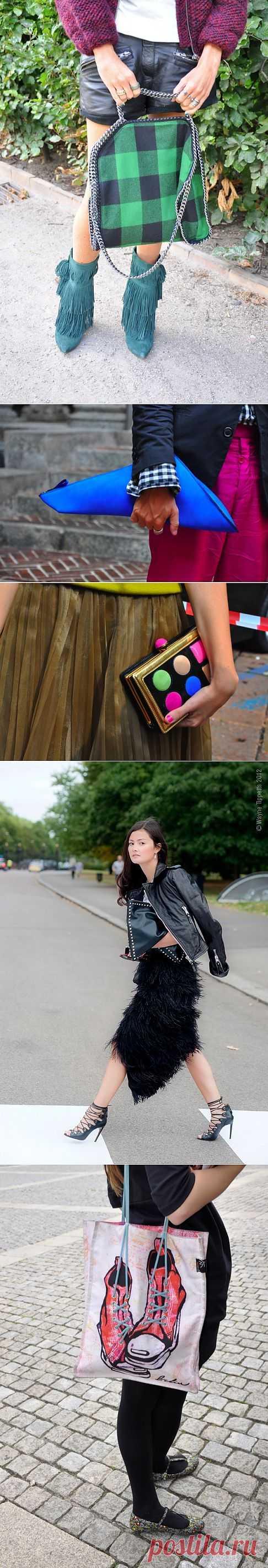 Streetstylовые сумочки (подборка) / Street Style / Модный сайт о стильной переделке одежды и интерьера