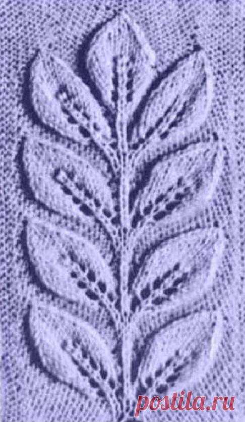 Узор рельефной ветки | Шкатулочка для рукодельниц
