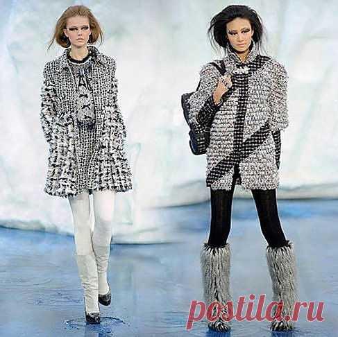 Жакеты Шанель / Фактуры / Модный сайт о стильной переделке одежды и интерьера