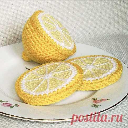 лимон крючком. Описания