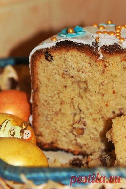 Александровское тесто для кулича рецепт с фото