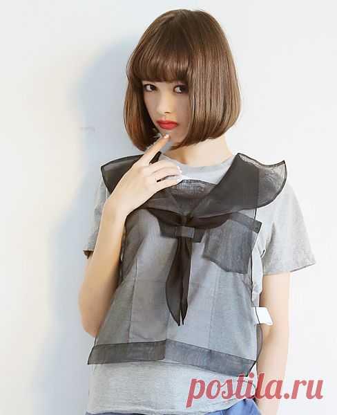 Манишка? Матроска? / Блузки / Модный сайт о стильной переделке одежды и интерьера