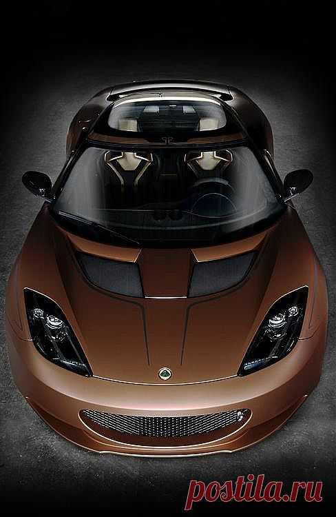 Lotus Evora 414E Hybrid |авто