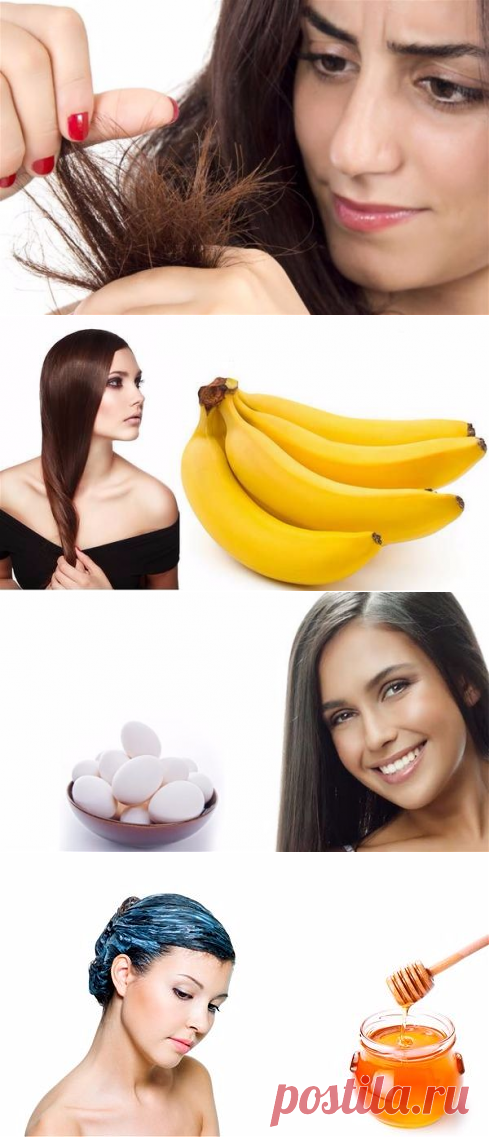 Как сделать волосы жёстче и толще