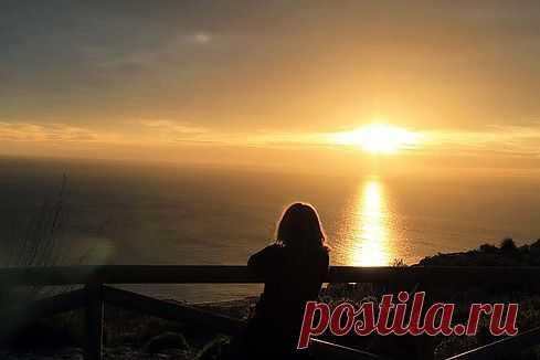 Рассветы и закаты - Коста Бланка по-русски