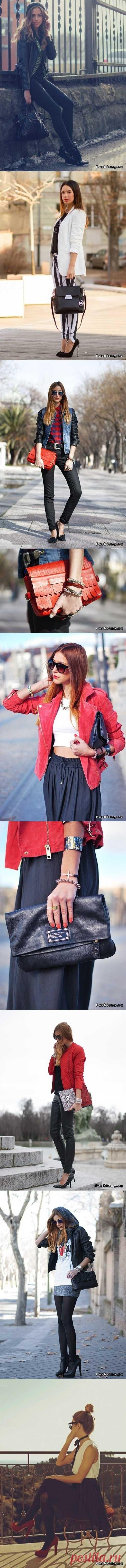Модные блоггеры снова радуют нас своими образами.
