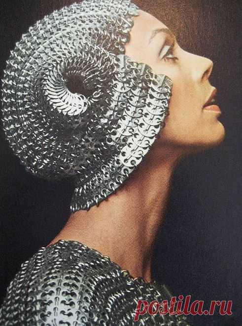 Шлем для любителей газировки / Креатив в моде / Модный сайт о стильной переделке одежды и интерьера