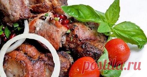Мягкое и сочное мясо по-грузински