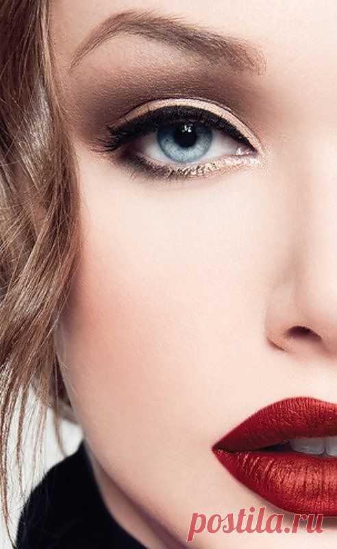 люблю этот макияж | Макияж / глаза