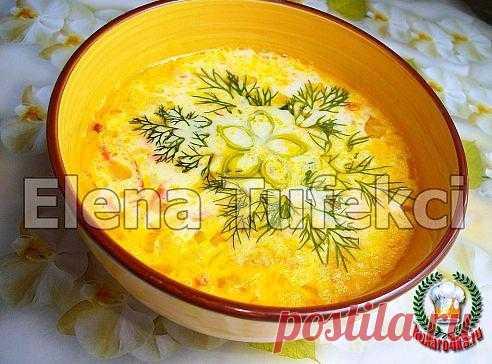 Потрясающий суп на молоке