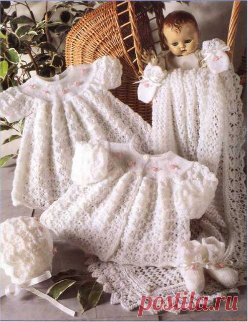 Вязание для грудничков | Записи в рубрике Вязание для грудничков | Дневник Ираида_Ивановна