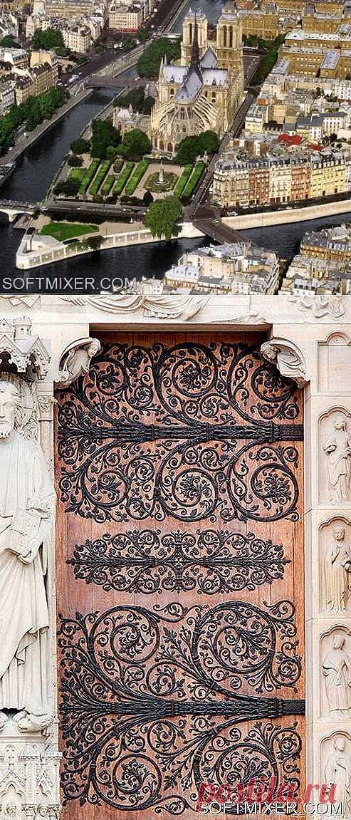 Нотр-Дам де Пари: Каменный ребус Парижа | SOFTMIXER