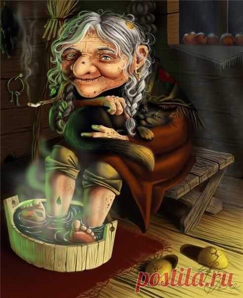 Бабушкины приметы: будьте внимательны! — Зеленый зонтик
