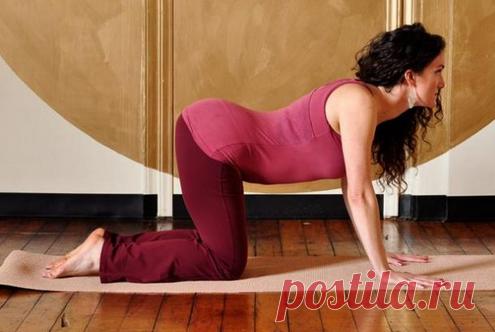 Простая гимнастика для ленивых, которая хорошо устраняет боли в спине… — Калейдоскоп событий