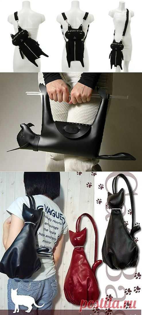 Сумки с животными (подборка) / Аппликации / Модный сайт о стильной переделке одежды и интерьера