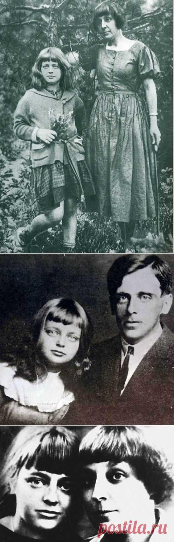 Дочь Марины Цветаевой   Искусство