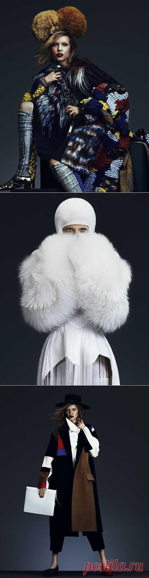 Художественная фотосессия от фотографа Эндрю Йии / Обзор журналов / Модный сайт о стильной переделке одежды и интерьера
