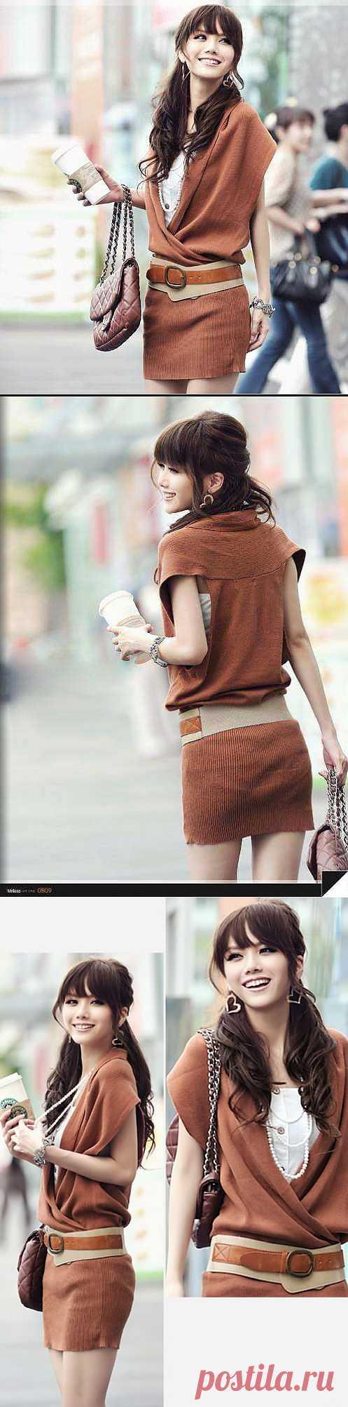 Уютная вещичка / Платья Diy / Модный сайт о стильной переделке одежды и интерьера