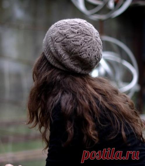Вяжем красивую макушку спицами для шапки — примеры шапок с разными макушками | Ирина СНежная & Вязание | Яндекс Дзен