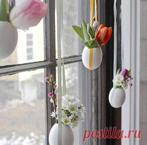 Подвесные цветы - ярко и актуально!