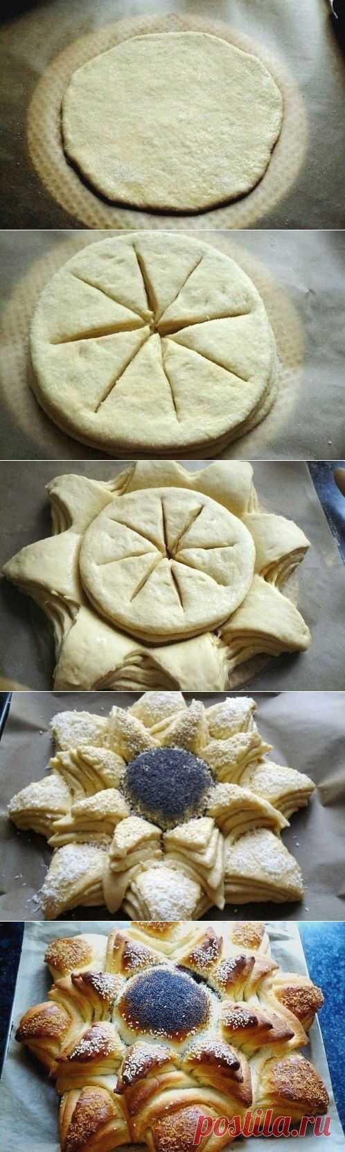 Как красиво разделать : пироги, пирожки, булочки и плетёнки | Самоделкино