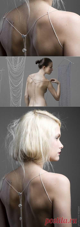 Минималистичное платье / Креатив в моде / Модный сайт о стильной переделке одежды и интерьера