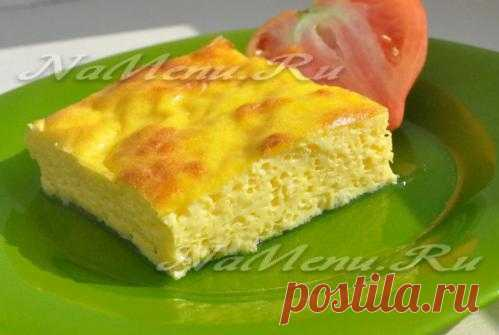 """Tasty omelet """"Школьный"""""""