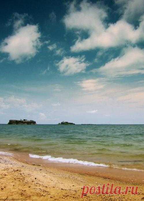 Забыли как выглядит живое море? Кликайте и наслаждайтесь! ЖИВАЯ ФОТОГРАФИЯ