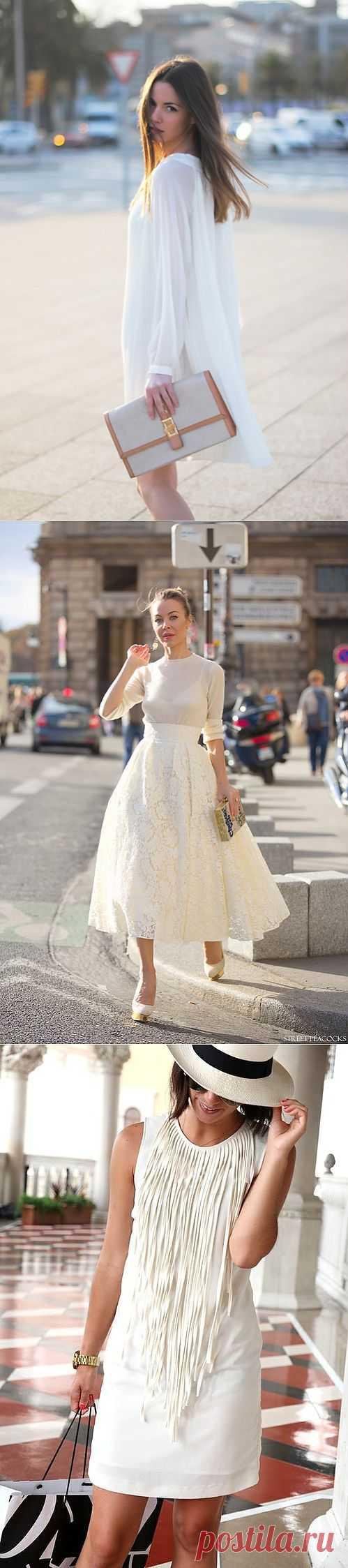 Нежнее нежного лицо твое, белее белого рука твоя... (подборка) / Street Style / Модный сайт о стильной переделке одежды и интерьера