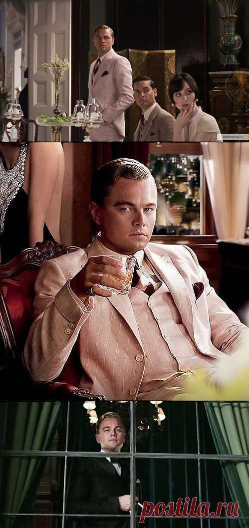 The Great Gatsby / Мужская мода / Модный сайт о стильной переделке одежды и интерьера